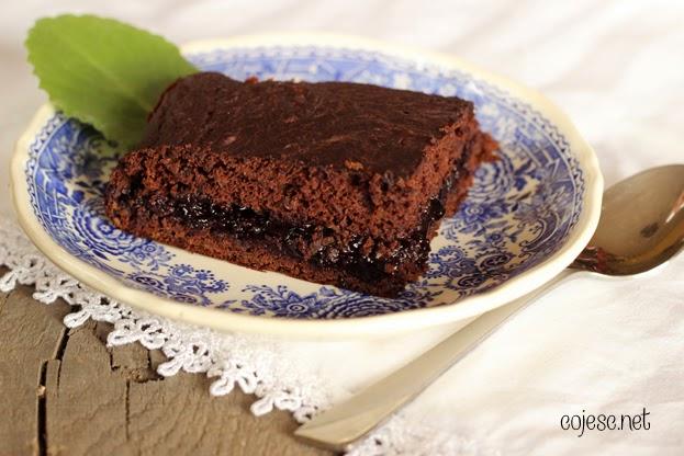 Dietetyczne ciasto fasolowe
