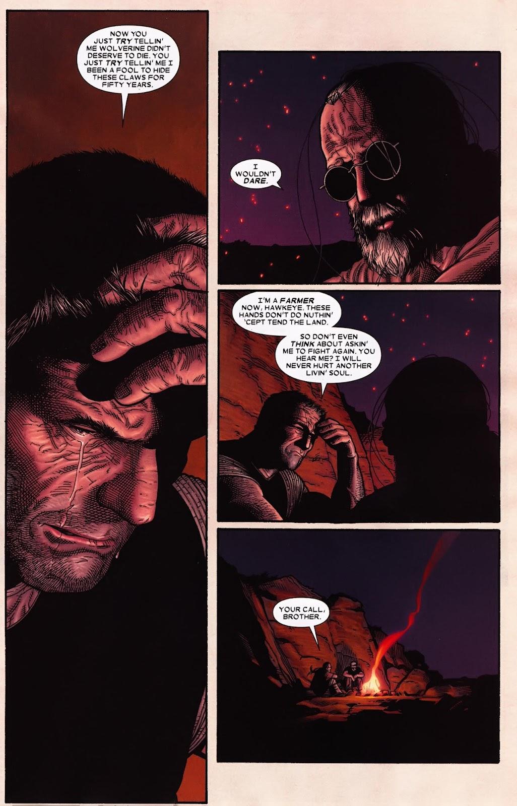 Read online Wolverine (2003) comic -  Issue #70 - 20