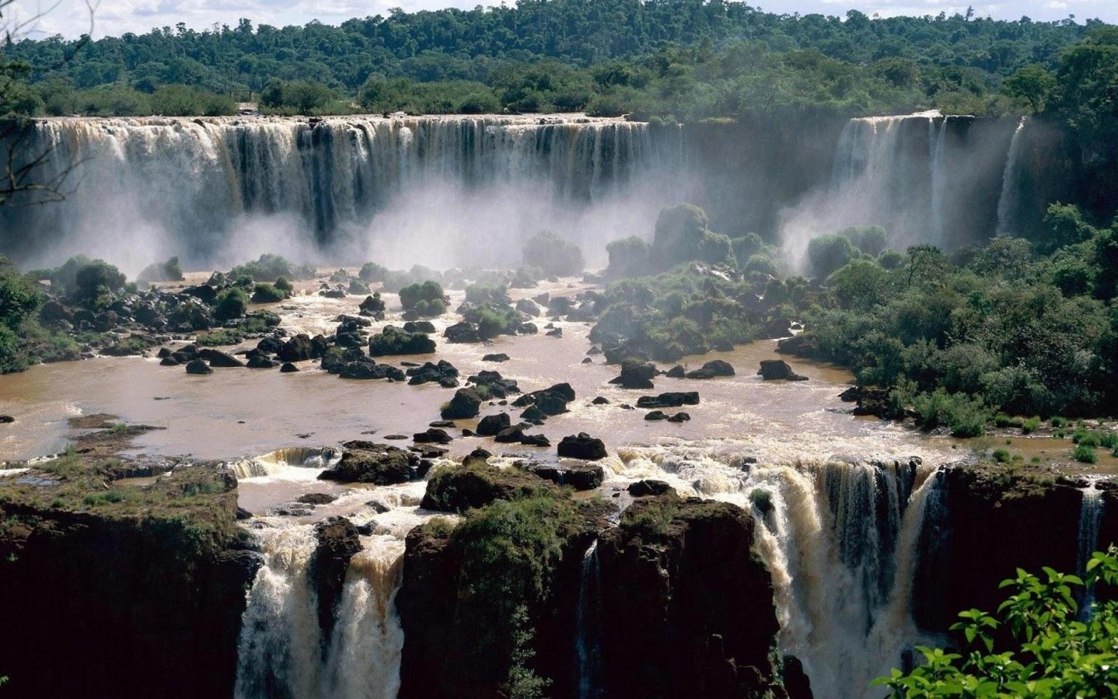 Водопад Кламат достопримечательности