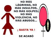 Dibujos Imágenes con mensajes alusivos al Día Internacional de la No . (woman )