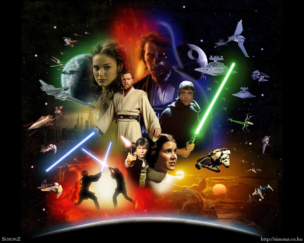 Wallpapers Tribal Star Wars