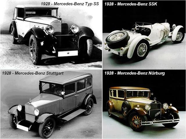 1928 Mercedes Benz