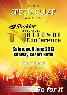 national conference shaklee