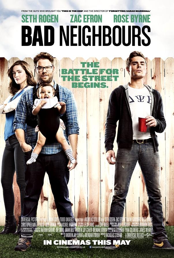 Malditos vecinos póster