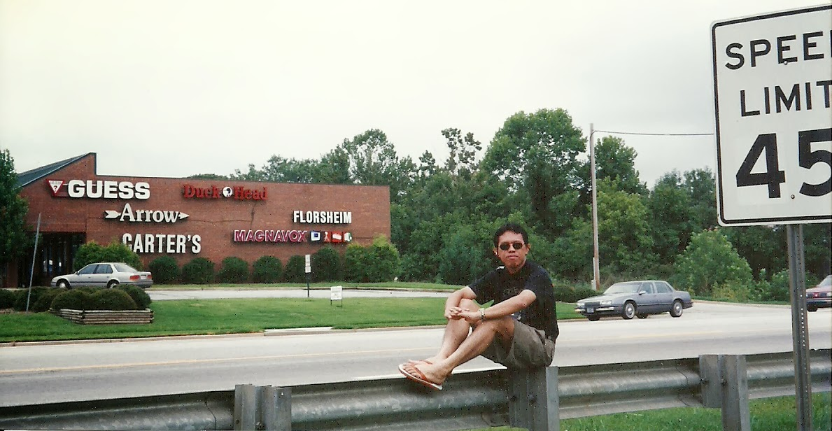 Amerika Serikat, 1996