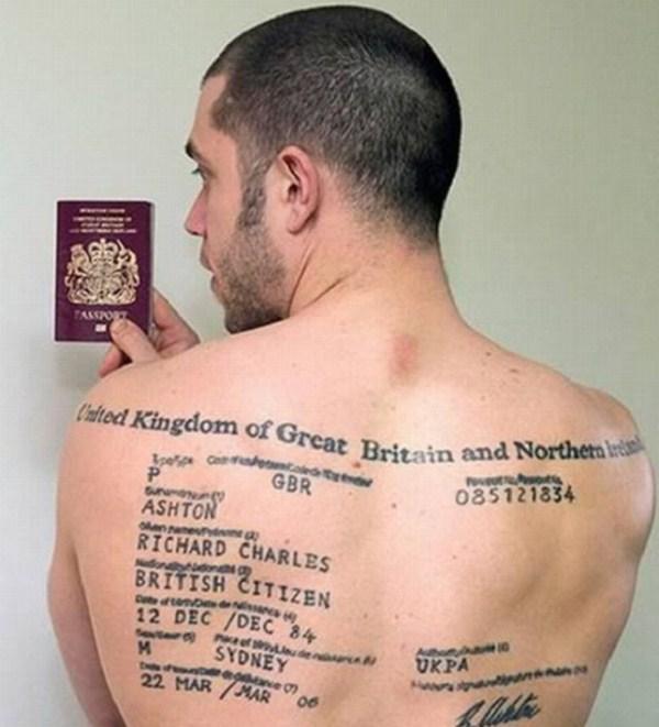 tatuagem que chama a atençao