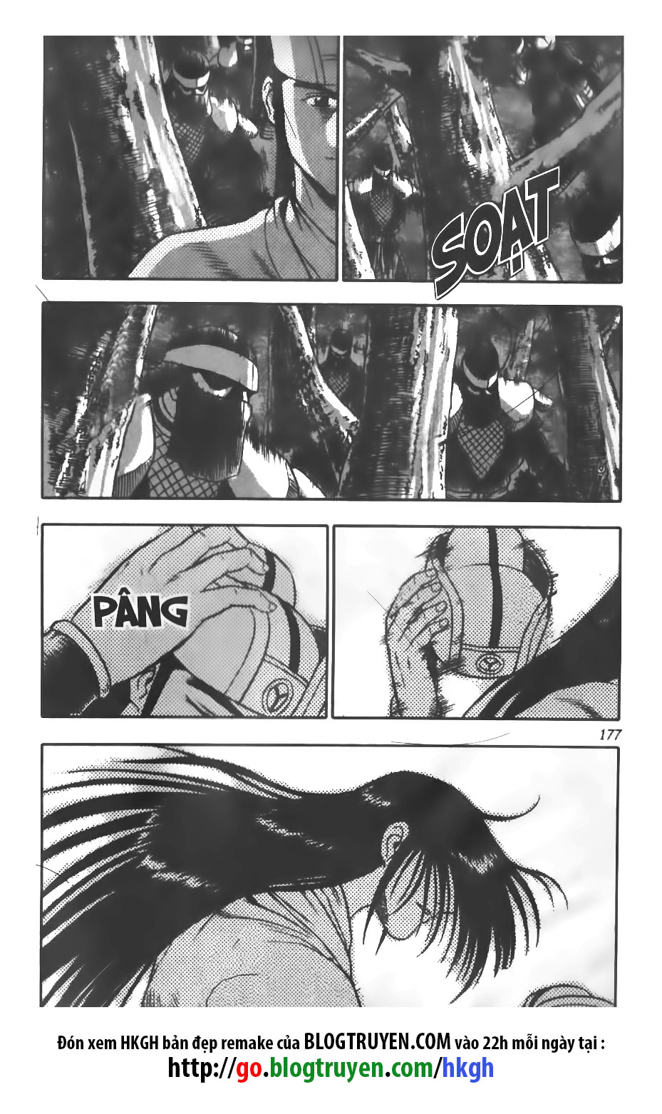 Hiệp Khách Giang Hồ chap 285 page 20 - IZTruyenTranh.com