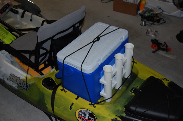 Best setup for keeping fish ice or livewell 1 1 for Best fishing coolers