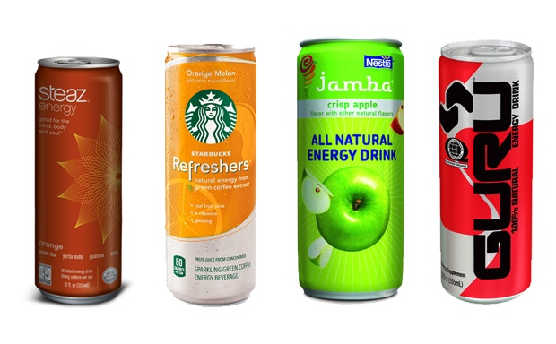 competition in energy drinks 2 essay