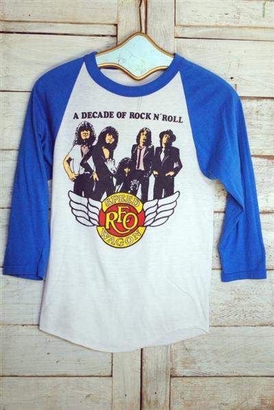 secret vintage rock clothing