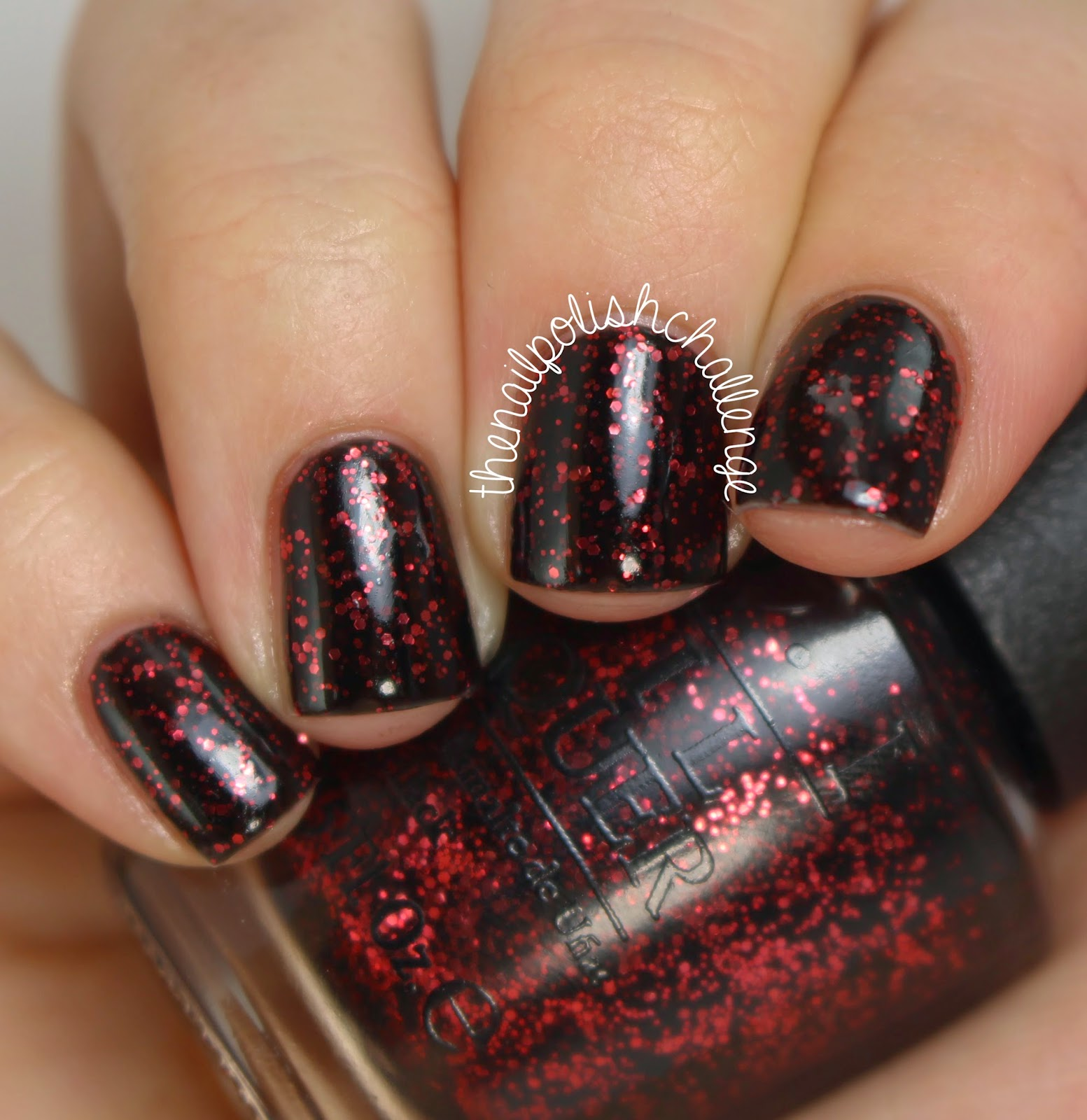 Kelli Marissa: HB Beauty Bar OPI Coca-Cola Collection Swatches and ...
