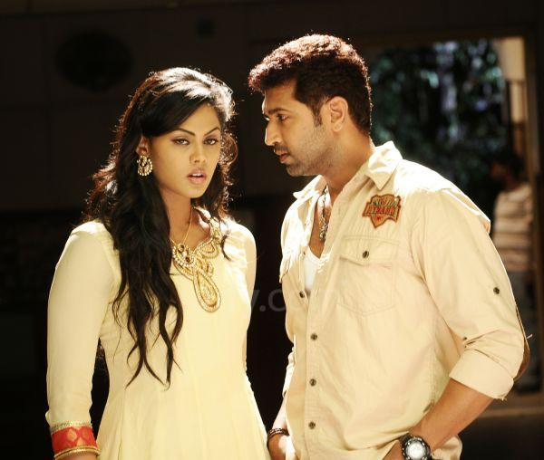 Arun Vijay and Karthiga's Deal Film Stills