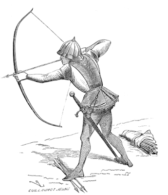 Belomancy, Belomancer, Arrow, Archer, Bow, Longbow,