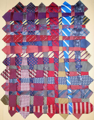 Quilt Inspiration: The Tie Quilt, by Renay Martin : how to tie quilt - Adamdwight.com