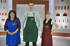 Lyndsay appeared on the popular Canadian cooking competition show Recipe to Riches!