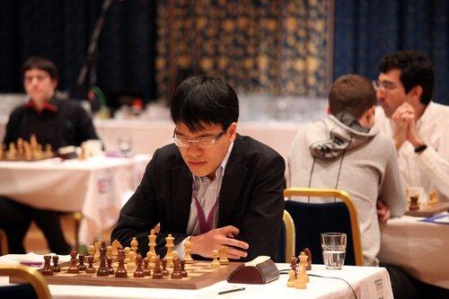 Lê Quang Liêm thắng số 4 thế giới Alexander Grischuk