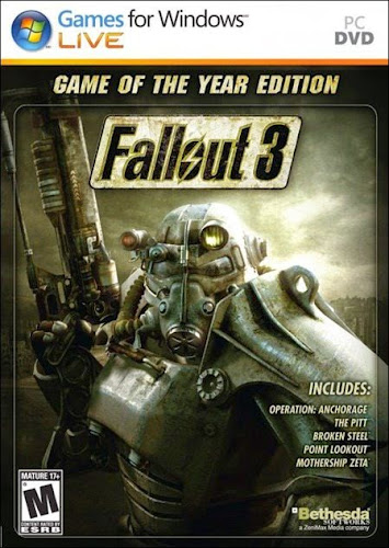 Fallout 3 Game of the Year Edition PC Full Español