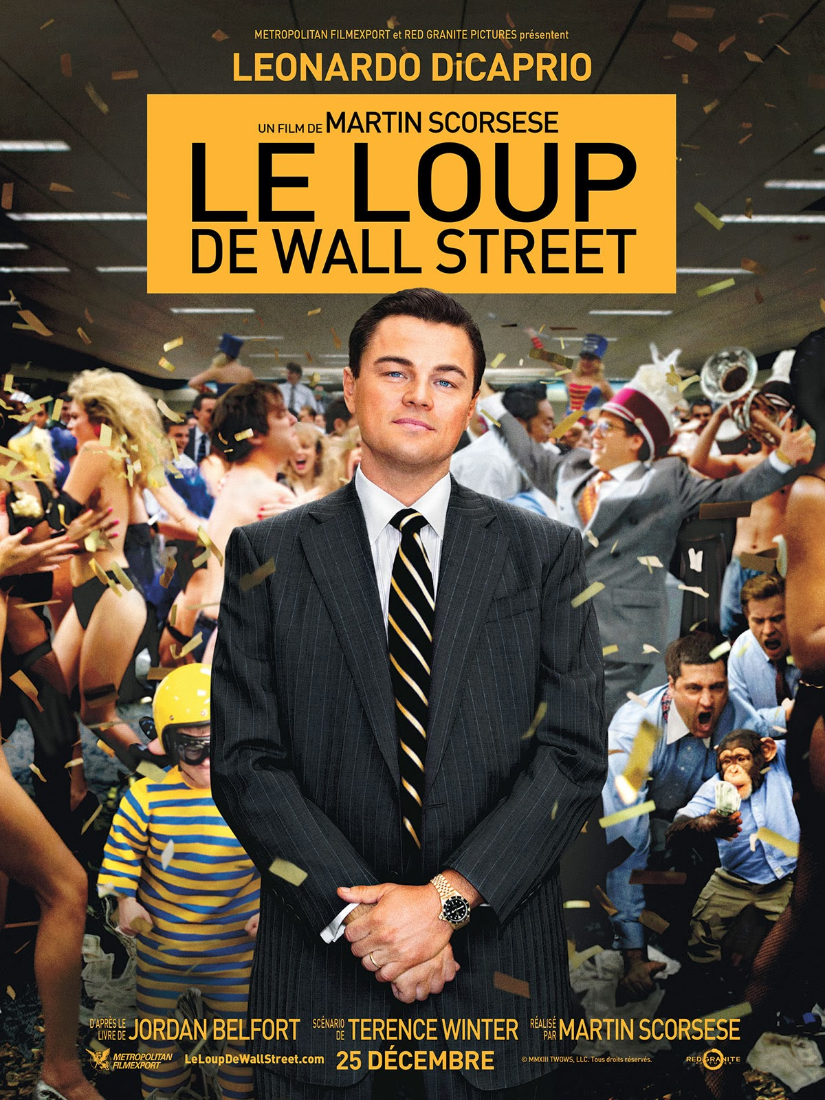 Regarder Le Loup de Wall Street en Streaming - Le Loup de Wall Street Film Streaming