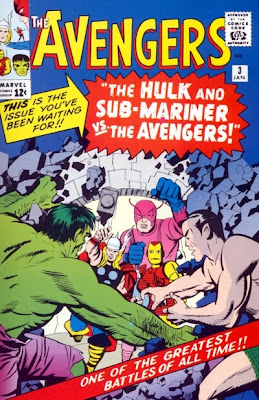 Avengers #3, Sub-Mariner