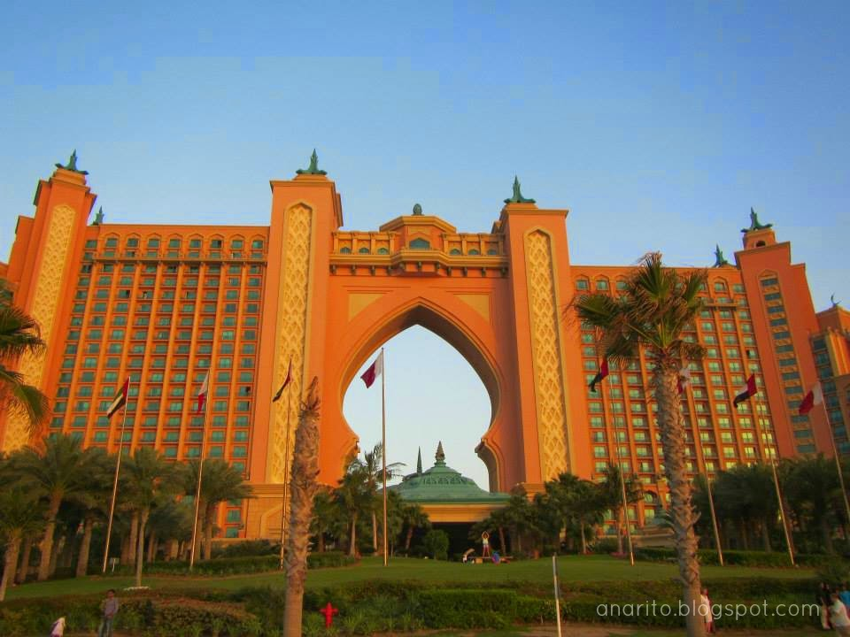 Hotel Atlantis, Dubai, The Palm