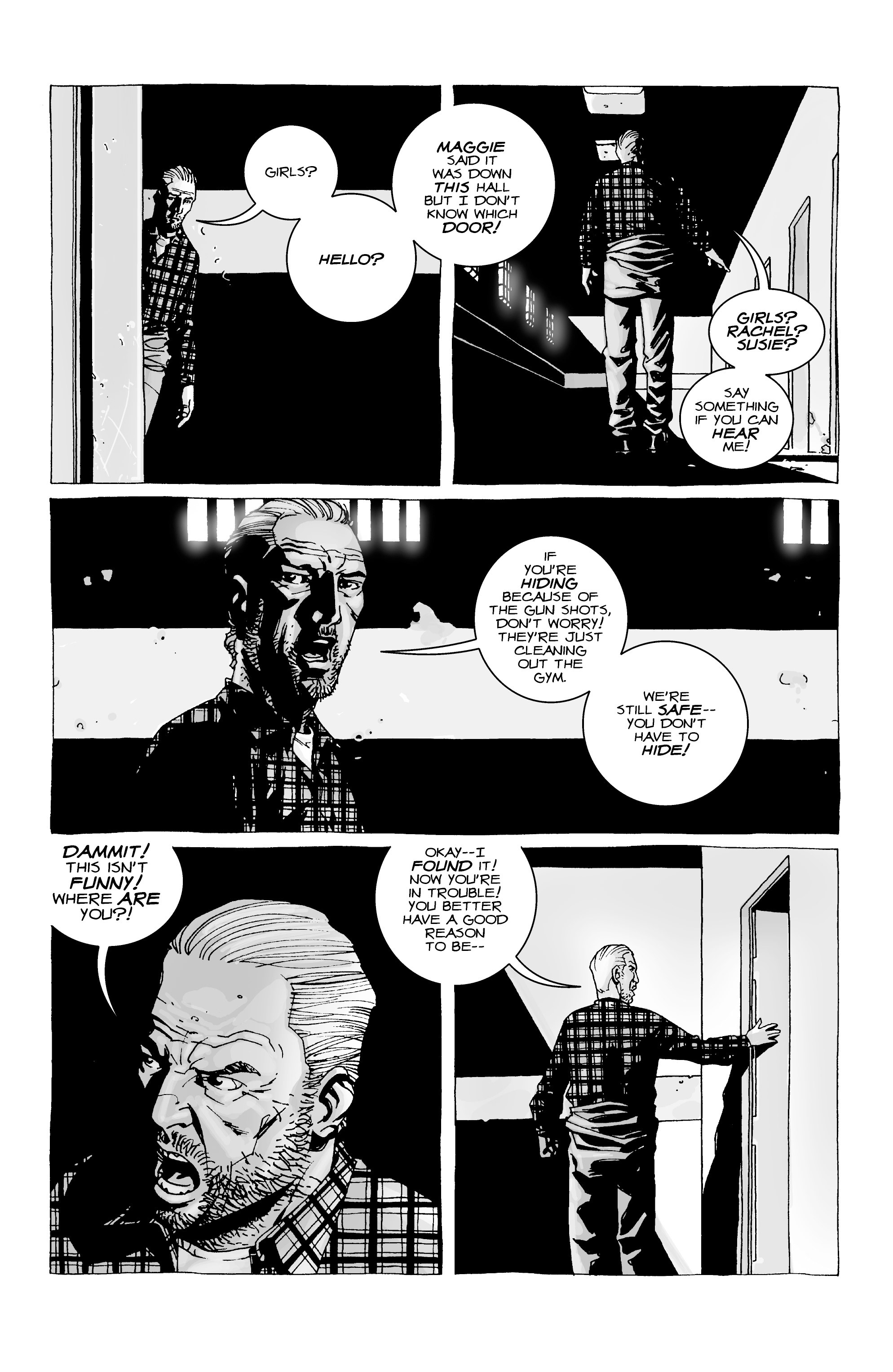 The Walking Dead Issue #15 Page 23
