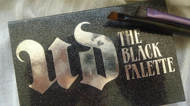 the black palette urban decay