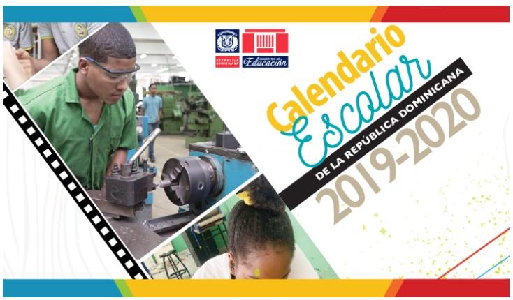 Calendario Escolar 2019-2020