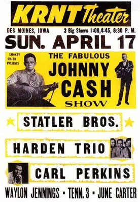 Johnny Cash Poster !