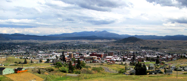 Butte, Montana and Changing Plans