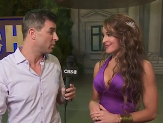 Big Brother 15 Backyard Interview Elissa Slater