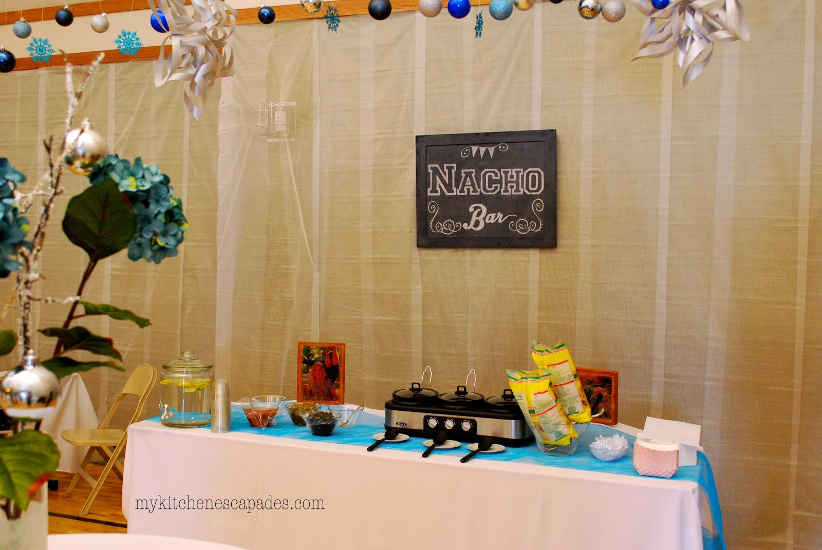 Nacho Bar For A Large Crowd Or Party