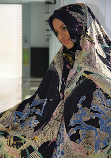 mukena-batik