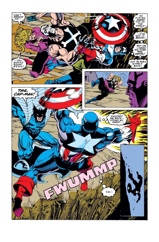 Captain America (1968) Issue #410 #359 - English 17