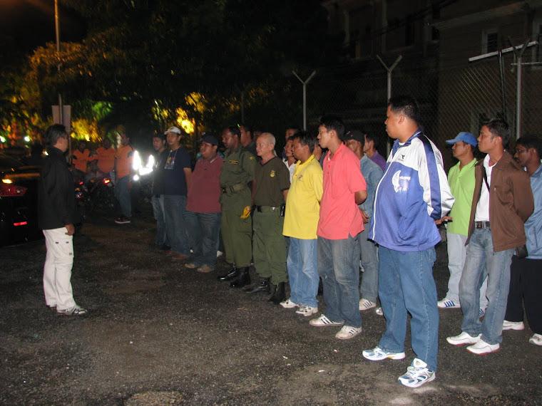SKUAD 42 RELA BERJAYA MENGHARUNGI CABARAN 2011