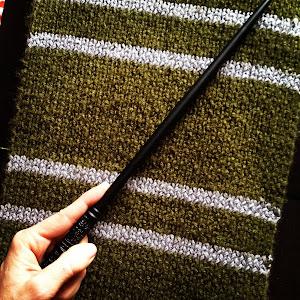 Severus's wand