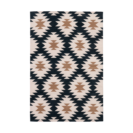 Madeline Weinrib Jordan cotton carpet