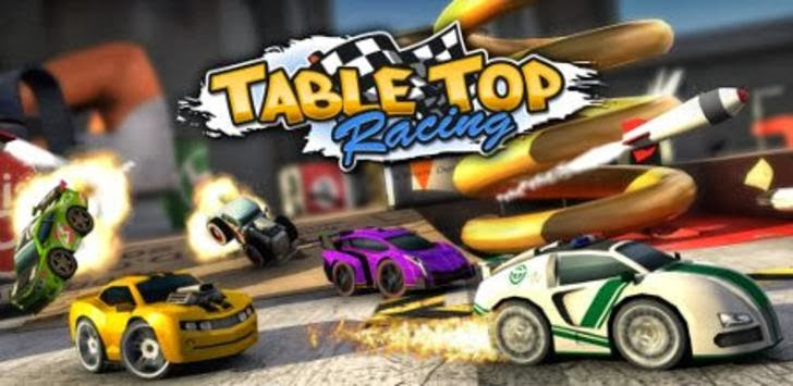 Download Table Top Racing Apk Mod (Unlimited Money)