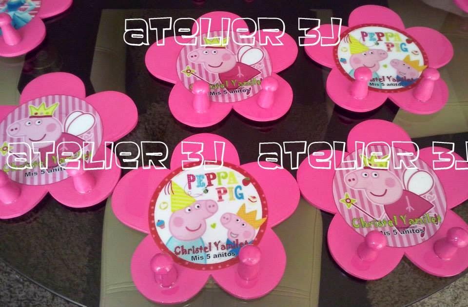 sorpresas infantiles-cumpleaños PEPPA PIG