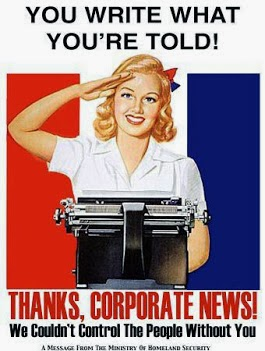 Start an Independent BLOG, Expose Corruption in your AREA. You are Media. YOU are the REAL NEWS.