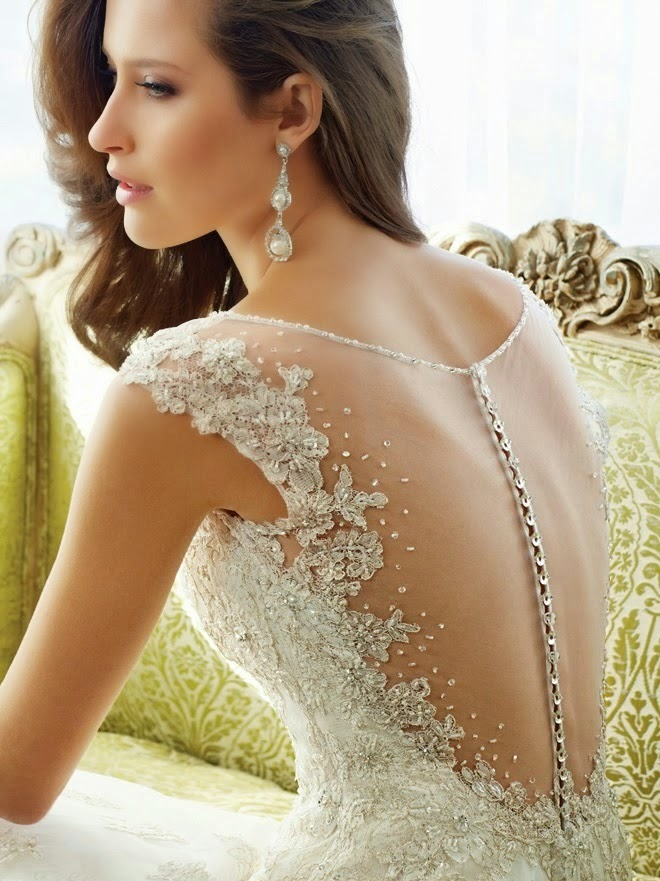Sophia Tolli 2015 Spring Bridal Collection