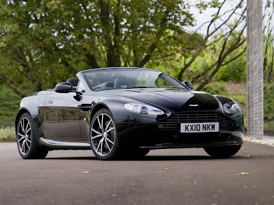 Aston Martin V8 Vantage N420 Roadster