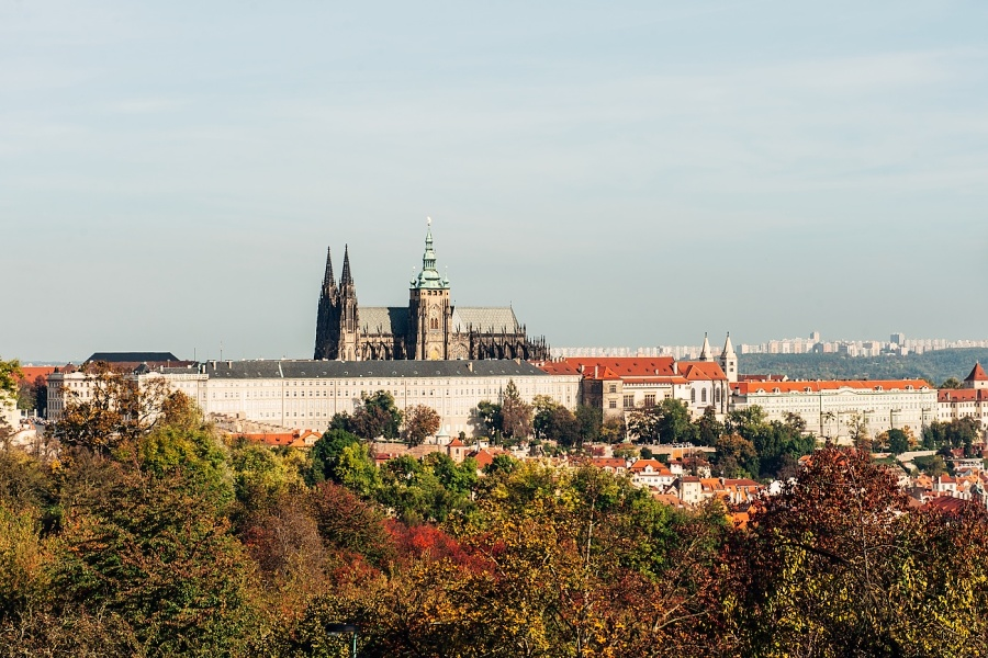 restaurace Nebozízek Praha