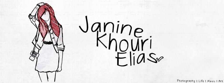 Janine Khouri Elias ♥