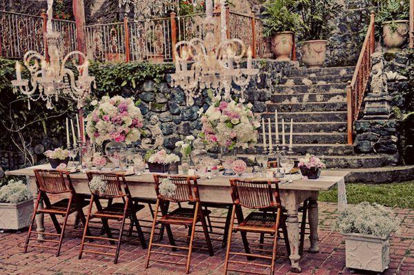 Shabby Chic Decoracion De Bodas ~ m?s que eventos Estilo Shabby Chic para la decoraci?n de la boda