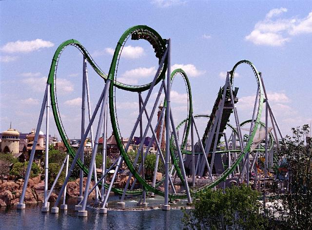 Atrações fechadas em 2015 e 2016 nos parques em Orlando