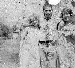 Bonnie, Roy & Annie.