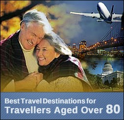 Best Travel Destinations for Travellers Aged Over 80 | Best Travel