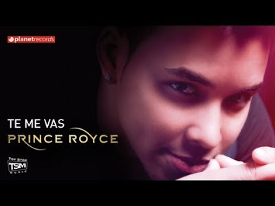 Download Lagu Prince Royce - Te Me Vas
