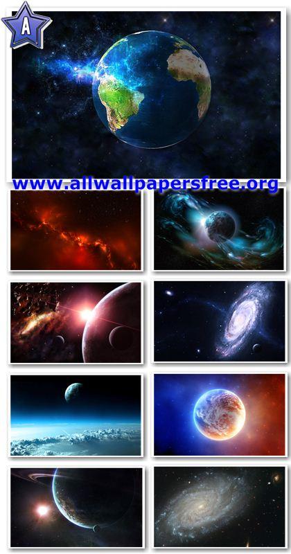 150 Stunning Digital Art Space Wallpapers 1920 X 1200
