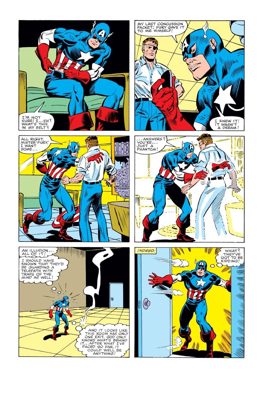 Captain America (1968) Issue #239 #154 - English 10